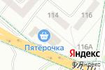 Схема проезда до компании А Авто Друг16 в Альметьевске