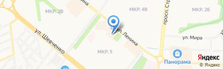 Домовенок на карте Альметьевска