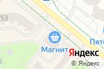 Схема проезда до компании Гардероб в Альметьевске