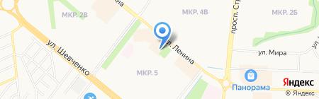 Юридическая фирма на карте Альметьевска