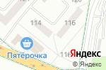 Схема проезда до компании Татэнергосбыт в Альметьевске