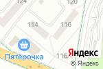 Схема проезда до компании Альянс в Альметьевске