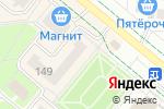 Схема проезда до компании MEBEL IN в Альметьевске