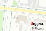 Схема проезда до компании Сеть инфокиосков, АК Барс банк, ПАО в Альметьевске