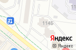 Схема проезда до компании M-авто в Альметьевске