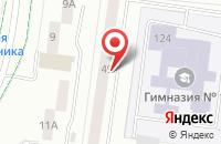 Схема проезда до компании Единый расчетно-регистрационный центр в Альметьевске