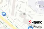 Схема проезда до компании Грин-Сервис в Альметьевске