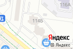 Схема проезда до компании Модница в Альметьевске