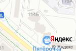 Схема проезда до компании Карлсон в Альметьевске