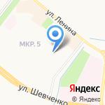 Волшебный дворец на карте Альметьевска