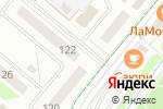 Схема проезда до компании ПИВАТОРГ в Альметьевске