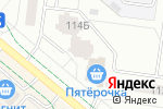 Схема проезда до компании Дарэль в Альметьевске