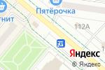 Схема проезда до компании Лилия в Альметьевске