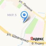 Аннушка на карте Альметьевска
