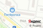 Схема проезда до компании Ситилаб в Альметьевске