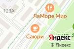 Схема проезда до компании САЮРИ в Альметьевске