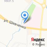 Альметьевское межрайонное судебно-медицинское отделение на карте Альметьевска