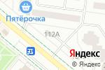 Схема проезда до компании Магазин фастфудной продукции в Альметьевске