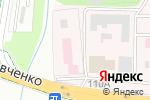 Схема проезда до компании Морг в Альметьевске