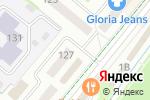 Схема проезда до компании Speak English в Альметьевске