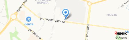 Авто-спец на карте Альметьевска