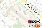 Схема проезда до компании Evviva в Альметьевске