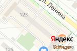 Схема проезда до компании Барин в Альметьевске