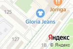 Схема проезда до компании Золотая кружка в Альметьевске
