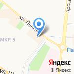 Лорстом на карте Альметьевска