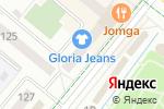 Схема проезда до компании Магазин косметики и бытовой химии в Альметьевске