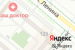 Схема проезда до компании Эль Style в Альметьевске