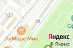 Схема проезда до компании Mobilux в Альметьевске