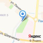 EXPRESSAUTO на карте Альметьевска