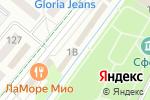 Схема проезда до компании Бьюти маркет в Альметьевске