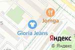 Схема проезда до компании Мир отдыха в Альметьевске