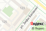 Схема проезда до компании Sophie Lalik в Альметьевске
