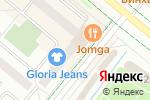Схема проезда до компании Junior в Альметьевске