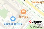 Схема проезда до компании Башмачки в Альметьевске