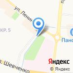 Магазин детских колясок на карте Альметьевска