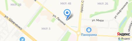 Пятёрочка+ на карте Альметьевска