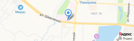 Доктор+ на карте Альметьевска