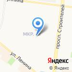 Навигатор на карте Альметьевска