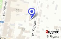 Схема проезда до компании ГОРОДСКОЙ ТОРГ в Бузулуке