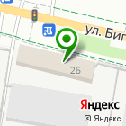Местоположение компании КАМА-ЭКСПРЕСС