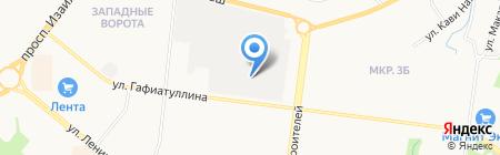 РВС-Сервис на карте Альметьевска