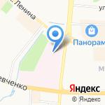 Альметьевская детская городская больница с перинатальным центром на карте Альметьевска
