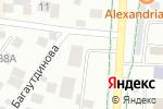 Схема проезда до компании МП ЭХО в Альметьевске