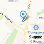 СОГАЗ на карте Альметьевска