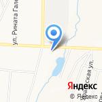 Таиф-НК на карте Альметьевска