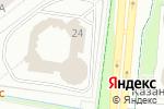 Схема проезда до компании Альметьевское районное нефтепроводное управление в Альметьевске